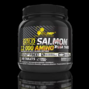 Gold Salmon 12000 Mega Tabs Olimp Labs