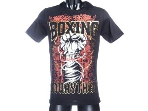 T-shirt męski KAMPUN Born to be Muay Thai