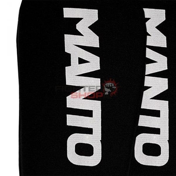 Ochraniacz piszczeli i stopy BLACK Manto