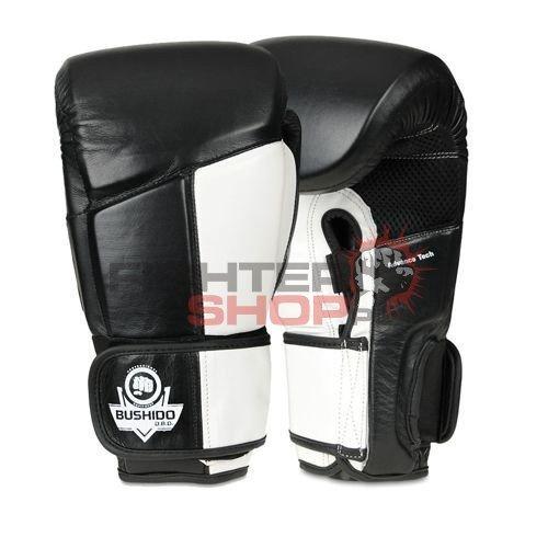 Rękawice bokserskie GALAXY WHITE Bushido
