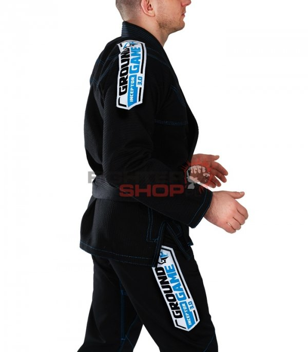 Kimono GI do BJJ INCEPTOR 3.0 Ground Game