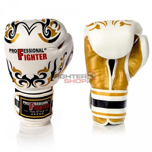 Rękawice bokserskie Professional Fighter