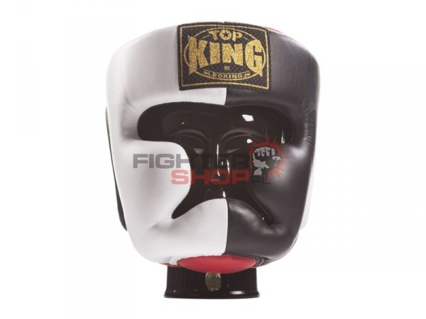 Kask treningowy TKHGEC-LV EXTRA COVERAGE Top King
