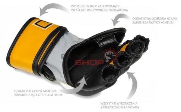 Rękawice do MMA E1V2 BUSHIDO