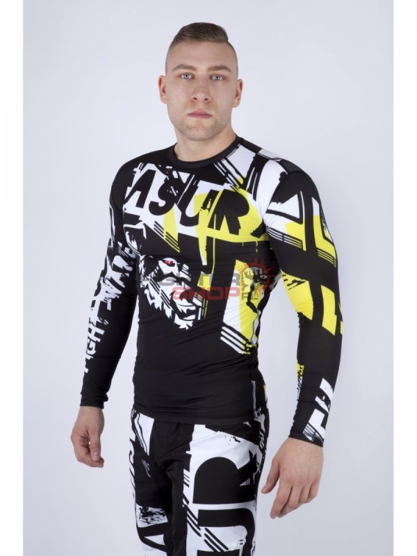 Rashguard męski IMMORTAL WARRIOR Asura