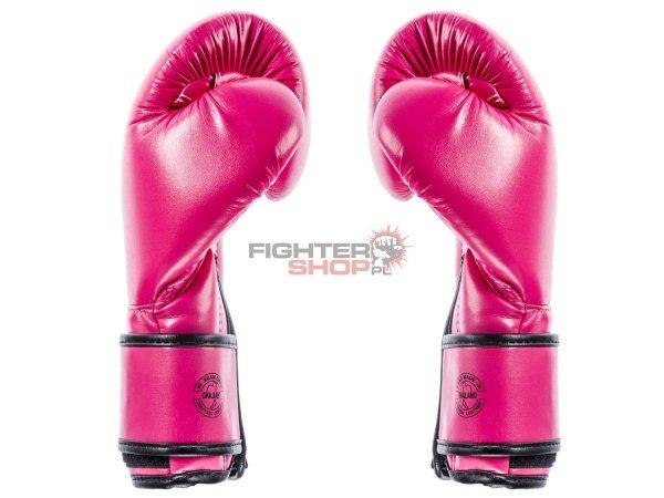 Rękawice bokserskie BGV14 MICROFIBER PINK Fairtex