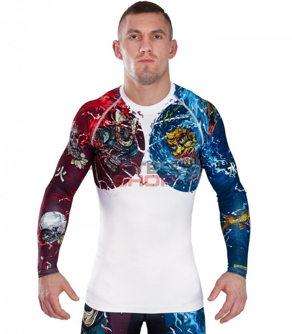 Rashguard męski BUSHIDO II Ground Game
