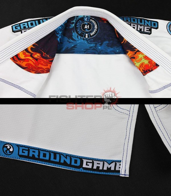 Kimono GI do BJJ BALANCE 3 Ground Game