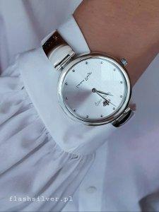 Zegarek ze srebra kod G01 PREMIUM