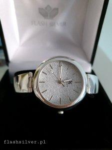 Zegarek ze srebra kod 509