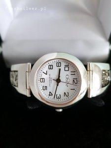 Zegarek ze srebra kod 407