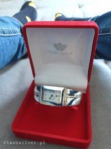 Zegarek ze srebra kod 818