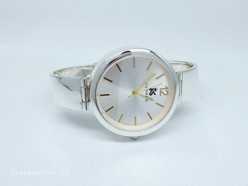 damski zegarek ze srebra