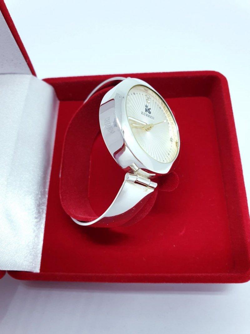 Zegarek ze srebra 925  kod 906