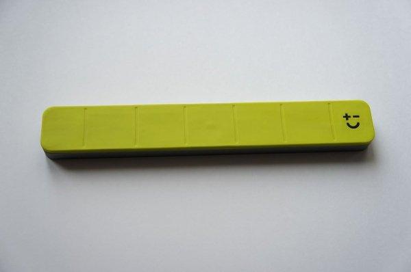 Listwa Magnetyczna 300mm zielona