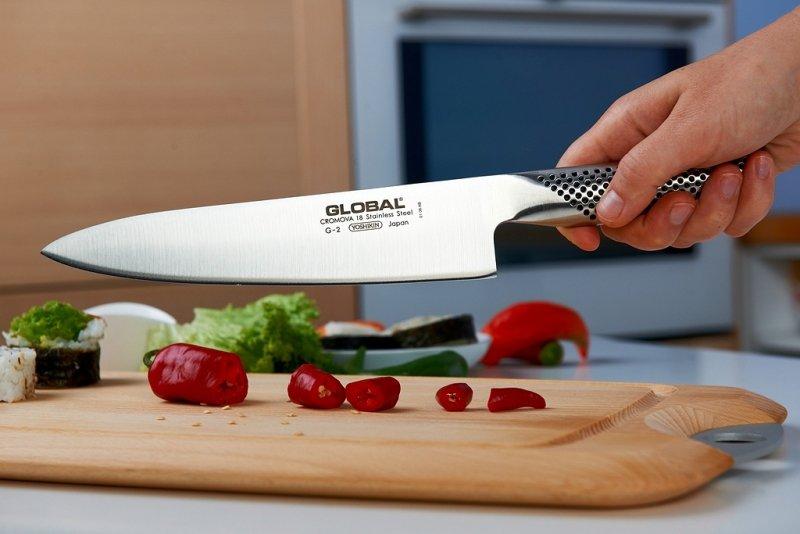 Nóż szefa kuchni 20 cm Global G-2