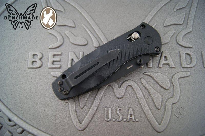 Nóż Benchmade 585BK Mini Barrage