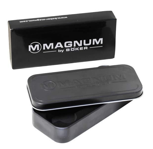 Nóż Magnum Caveman Damast