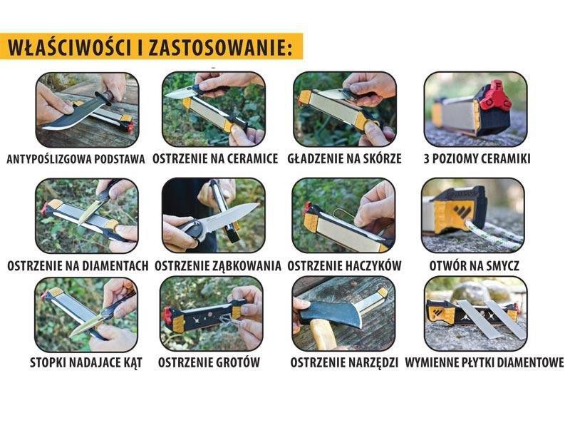 Ostrzałka Work Sharp Guaided Field