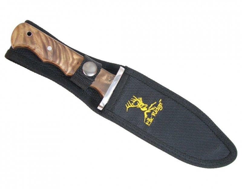 "Nóż Master Cutlery Elk Ridge Bowie 10"" (ER-101)"