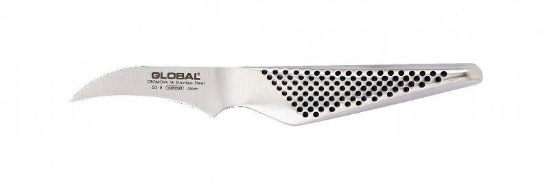 Nóż do obierania 7cm Global GS-8