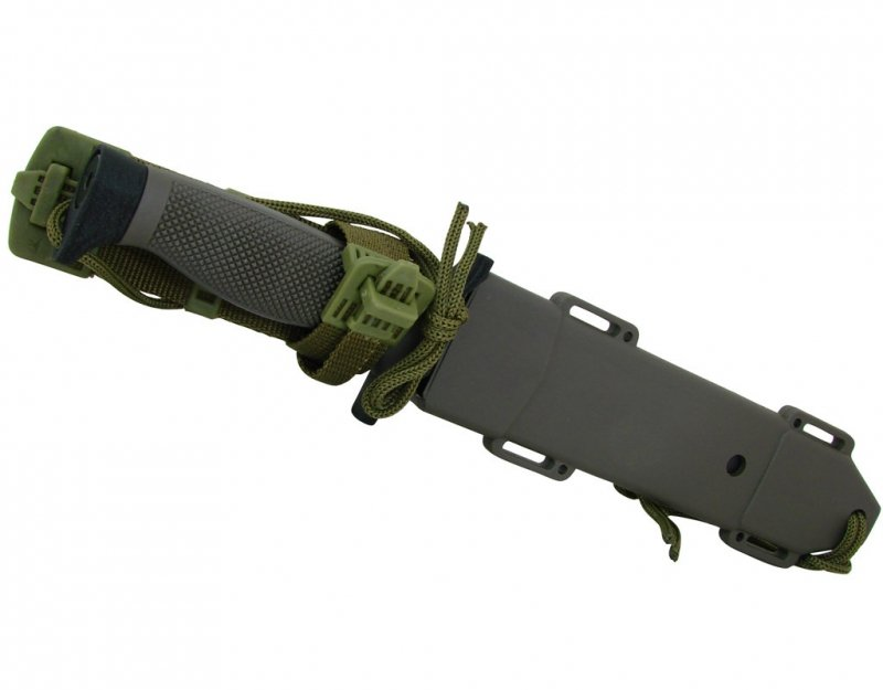 Nóż Master Cutlery Survival Black (HK-6001)