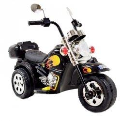 PIERWSZY MOTOR CHOPPER NA AKUMULATOR/LL777