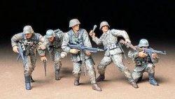Zestaw żołnierzy German Front Line Infantrymen