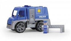 TRUXX Policja z akcesoriami 29cm Luzem w kartonie