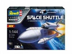 Zestaw plastikowy upominkowy Space Shut&Boost