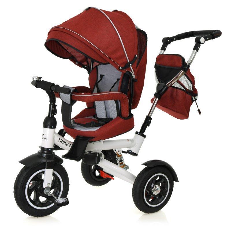 Rowerek Trójkołowy Trike Fix V3 czerwony