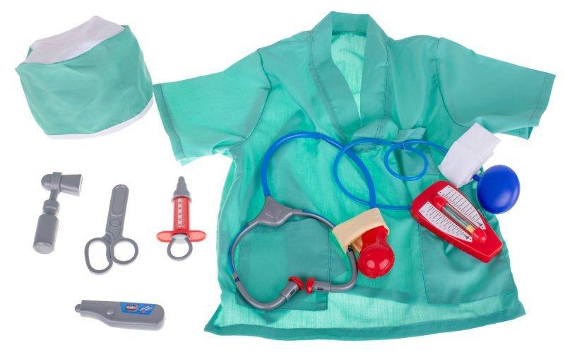 Kostium strój karnawałowy chirurg