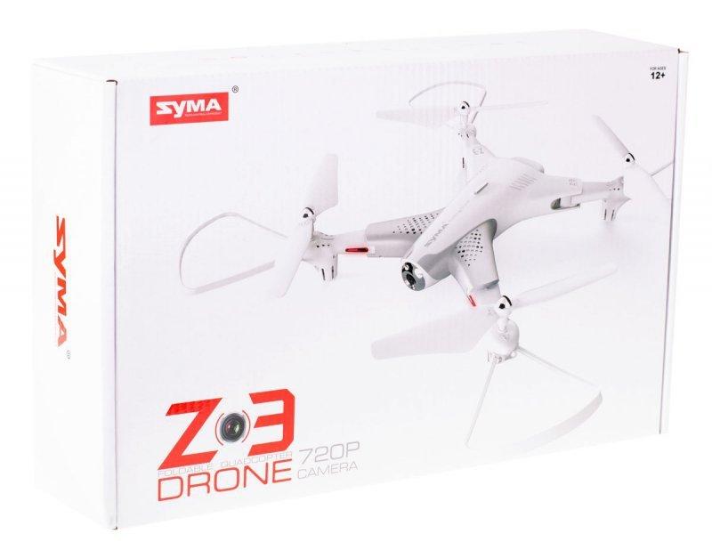 Dron RC SYMA Z3 2,4GHz Kamera HD