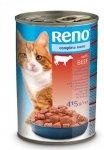 Reno kawałki dla kota 415g wołowina