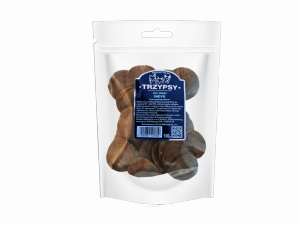 Trzypsy Naturalne chipsy indyk 98% mięsa 100g