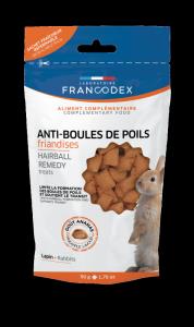 Francodex Przysmak dla królika przeciw zakłaczeniu 50g