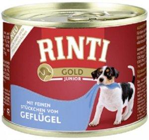 Rinti Gold 185g Junior drób