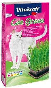 Vitakraft Cat Grass trawka dla kota 120 gram