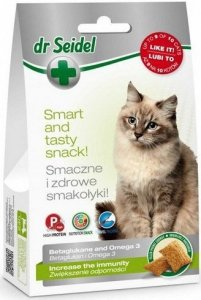 Dr Seidel Smakołyki na odporność dla kotów 50g