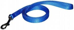Chaba Smycz taśma standard 12x1300 niebieska