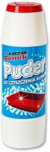 Benek Puder do czyszczenia kuwet 375g
