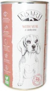 Abart puszka dla psa 1,24kg z cielęciną