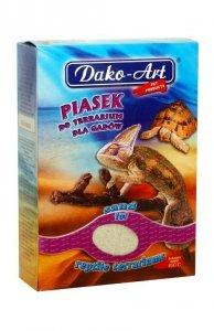 Dako-Art Piasek do terrariów 1,5kg
