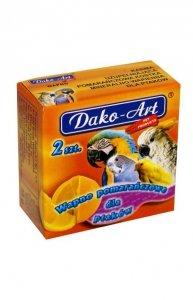Dako-Art Wapno dla ptaków pomarańczowe