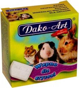 Dako-Art Wapno dla gryznoni 1szt