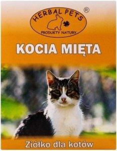 HERBAL PETS Kocia Mięta 5g