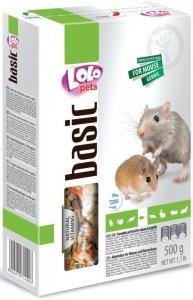 Lolo Pokarm dla myszy i myszoskoczka 500g
