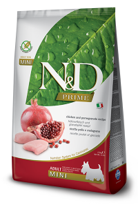 ND Dog NG 1113 Adult Mini 800g Chicken&Pomegranate