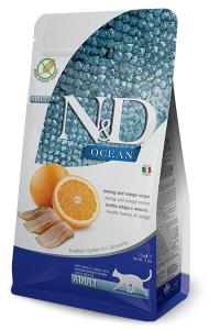 ND Cat Ocean Adult 300g herring orange