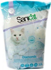 SaniCat Professional Fresh 3,8L silikon